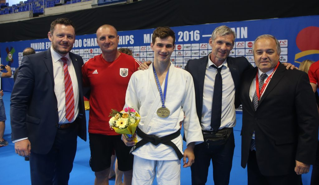Europameisterschaft u21 in Malaga