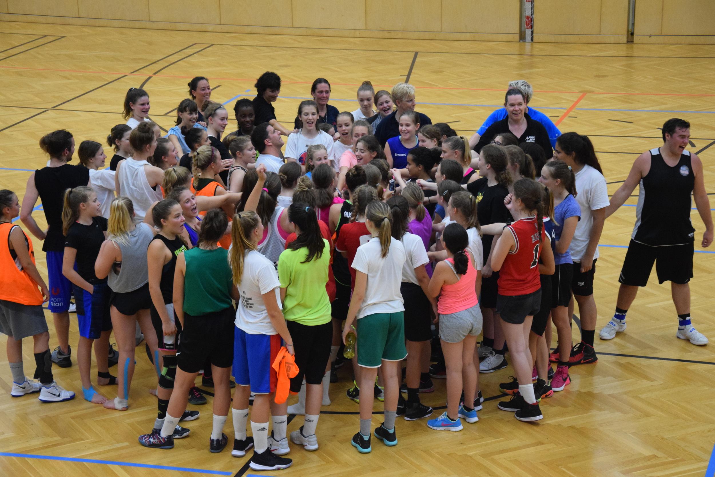 ASVÖ Mädchen Basketball