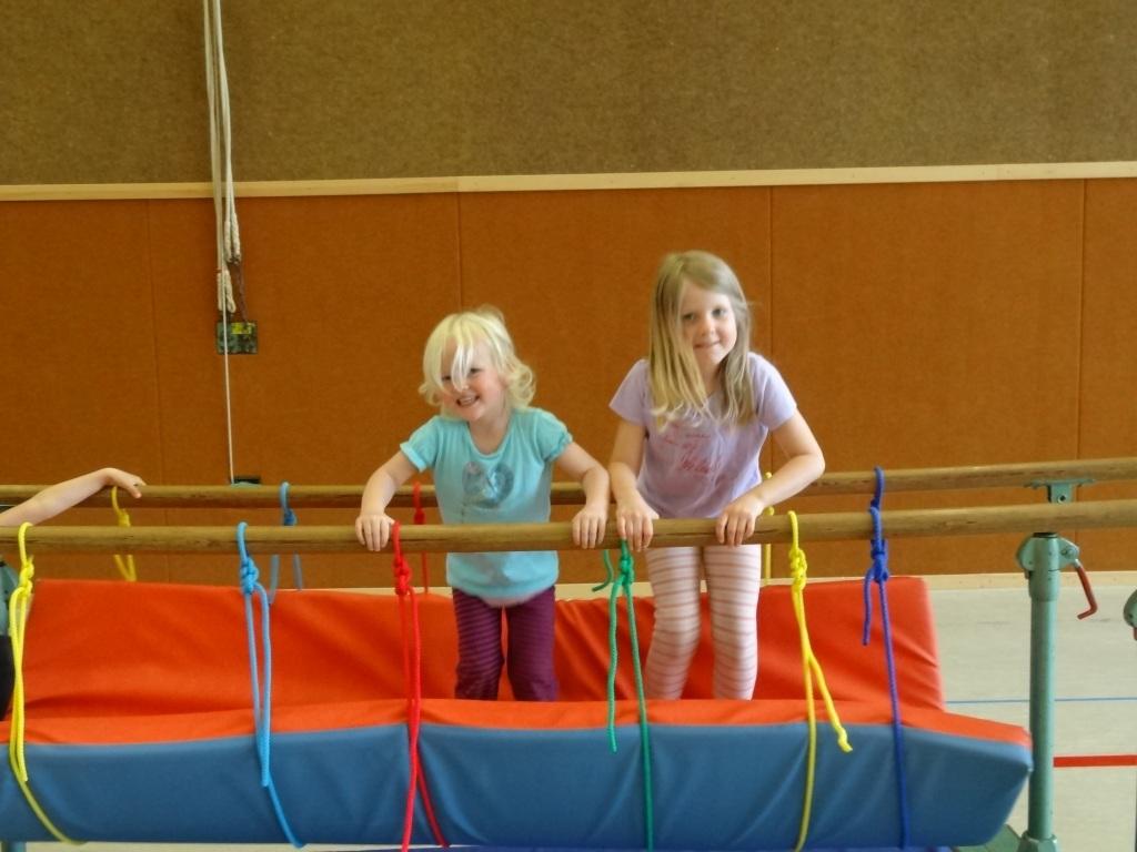 Impulsseminar Kinderturnen