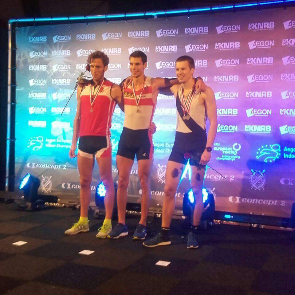 Indoor Rudern Europameister