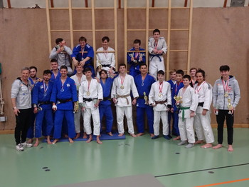 Wiener Judo Landesmeisterschaften