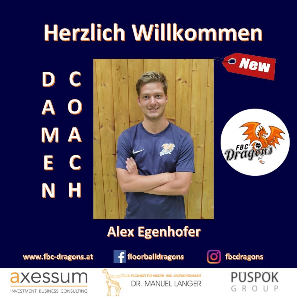 Alex Egenhofer wird Bundesligatrainer